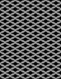 Metal grid seamless pattern Royalty Free Stock Photos