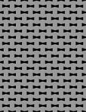 Metal grid seamless pattern Royalty Free Stock Image