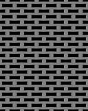 Metal grid seamless pattern Royalty Free Stock Photography