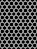 Metal grid seamless pattern Royalty Free Stock Images