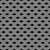 Metal grid seamless pattern Royalty Free Stock Photos