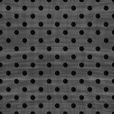 Metal grid seamless pattern Stock Image