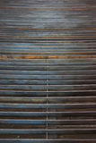 Metal grid texture Stock Image