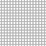 Metal grid texture on white background Stock Images