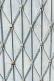 Metal grid Stock Photos