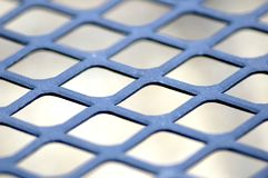Metal Grill Stock Photo