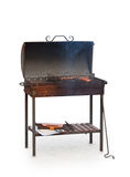 Metal grill Stock Images