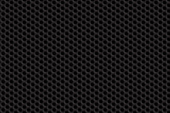 Metal grill seamless background Royalty Free Stock Photos