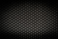 Metal grill texture background Stock Image