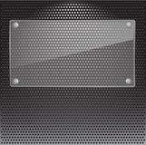 Metal grille Stock Photography
