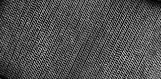 Metal grille texture in black and white tonality Stock Image