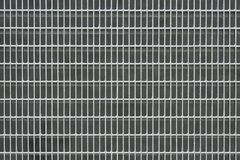 Metal grille texture. Close-up image of a metal grill. Metal grill texture Stock Images