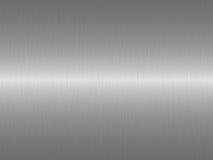 Metal gris ilustración del vector