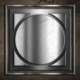 Metal and grunge background Royalty Free Stock Photo