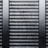Metal grunge background. With stripes. Industrial texture Royalty Free Stock Image