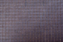 Metal grunge texture of old tiles Royalty Free Stock Photography