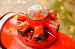 Metal handle Stock Photography
