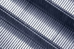 Metal hardware background. Metal hardware clamp close-up background Stock Image