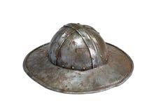 Metal Hat Royalty Free Stock Image