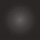 Metal holes background Stock Photo