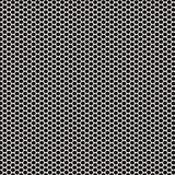 Metal holes background Royalty Free Stock Photo