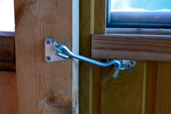Metal hook Royalty Free Stock Photography