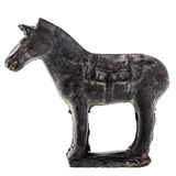 Metal horse Royalty Free Stock Images