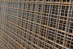 Maglia reiforcing del metallo Immagine Stock