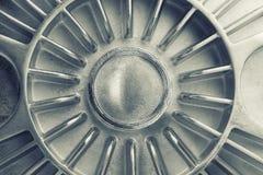 Metal il sistema più fresco di struttura della circolare del prodotto del riscaldamento Immagine Stock