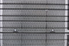 Metal industrial background Royalty Free Stock Photo