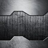 Metal industrial background Stock Photos