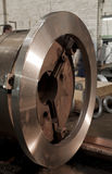 Metal industrial machine Stock Photo