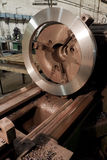 Metal industrial machine Stock Image