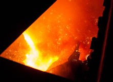 Metal Industry Royalty Free Stock Photo
