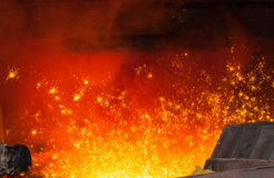 Metal Industry Royalty Free Stock Photos