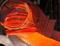 Metal Industry Stock Photography