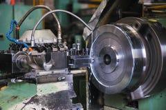 Metal industy factory indoor Stock Image