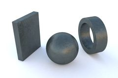 Metal Iron Cast Stock Photography