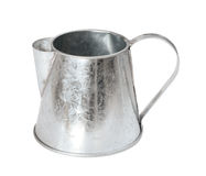 Metal jug Royalty Free Stock Photo