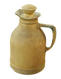 Metal Jug with Stopper Royalty Free Stock Image