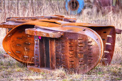 Metal junk Royalty Free Stock Photo