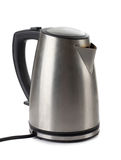 Metal kettle Stock Images