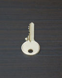 Metal Key Stock Image