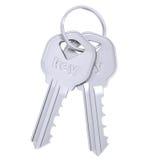 Metal keys Royalty Free Stock Images