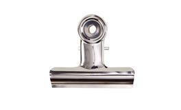 Metal klamerka obrazy stock
