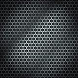 Metal komórki tło Zdjęcia Stock