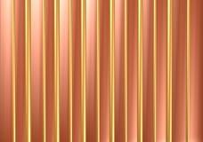 Metal, kruszcowi ścienni panel ilustracyjni/ ilustracja wektor