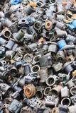 Metal la basura Foto de archivo libre de regalías