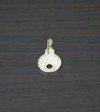 Metal la clé Image stock