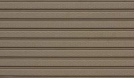Metal la figura di struttura di fondo o di strutture lustrato ondulato Immagine Stock